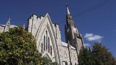 Catedral Nossa Senhora de Lourdes - Catedral de Pedras. Canela-RS