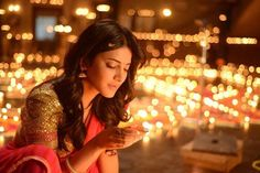 Shruti Haasan @ Katamarayudu Movie Stills