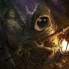 Charon, Ferryman of Souls