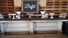 Rustic Barn Buffet