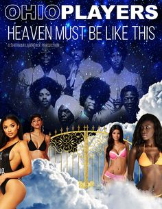 Ohio Players, African, Models, Music, Movie Posters, Black, Templates, Musica, Musik
