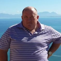 Graham, 54 from Parow, Western Cape