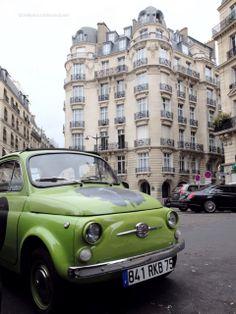 , oreillystourdeforceofparis: Place De Mexico...  París