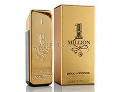 1 Million Man miniatura de perfume #detallesboda #detallespersonalizados #detalles orginales