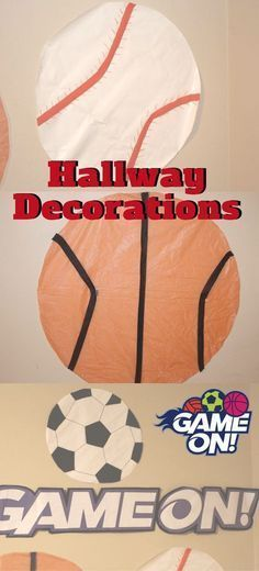 DIY Game On Hallway Decorations That are cheap and easy #VBS2018 #VBSDecorations #LifewayVBS #GameOn #VBSDecor