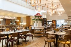 WAN INTERIORS:: The Athenaeum Hotel & Residences by Kinnersley Kent Design in London