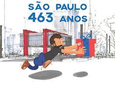 "Check out new work on my @Behance portfolio: ""São Paulo 463 anos - jan 2017 - everdraft"" http://be.net/gallery/48776833/Sao-Paulo-463-anos-jan-2017-everdraft"