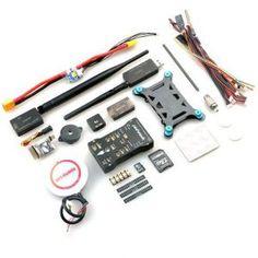 Pixhawk PX4 32Bit ARM Flight Controller Combo LED NEO-6M GPS PPM PM 915Mhz Telemetry PX4 2.4.6