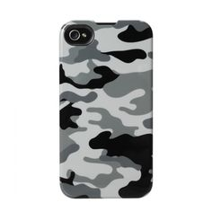 Agent18 Camouflage iPhone 4/4S Case