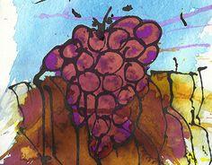 "Check out new work on my @Behance portfolio: ""Uvas en tierra"" http://be.net/gallery/36841321/Uvas-en-tierra"