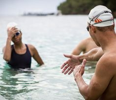 Get Fit on Vacation: Triathlon Training. Triathletes may want to join Equinox instructor and USA Triathlon coach Laura Cozik in recovering from (and celebrating) the end of tri season with a retreat in St. Lucia, focused on swimming, strength-training and yoga. #SelfMagazine