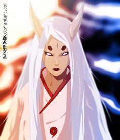 Naruto 670 p10 Ootsutsuki Kaguya by ButcherSonic