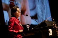 Sri Mulyani is one of the world bank's director. She is the icon of modern Indonesian women. She is the new Kartini.