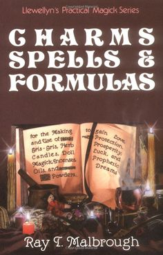 Charms, Spells and Formulas by Ray Malbrough. Revealing to you the secrets of Hoodoo magick, Charms, Spells and Formulas by Ray Malbrough helps you learn how to use the simple materials of nature to bring positive benefits to your life. Charmed Spells, Charmed Tv, Witchcraft Books, Wiccan Books, Occult Books, Magick Spells, Soap Making Supplies, Home Made Soap, Book Of Shadows