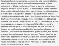 French Poems, French Quotes, Simple Quotes, Bad Mood, Love Words, Sentences, Me Quotes, Inspirational Quotes, Positivity