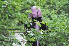 Das Tragen eines bunten Hijab - http://www.miskofjannah.de/blog/bunter-hijab/