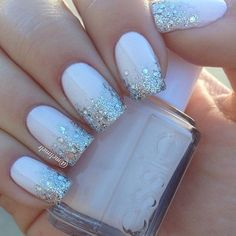 Essie: Baby's Breath & Set in Stones Essie: Baby breath and set in stones Source by beautytidbit Get Nails, Fancy Nails, Hair And Nails, Matte Nail Colors, Nail Polish Colors, Gorgeous Nails, Pretty Nails, Acryl Nails, Dipped Nails
