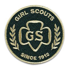All Fun Patches are unofficial and are not to be worn on the front of the Girl Scout sash, vest or tunic. All fun patch designs are exclusively owned by Girl Scouts of the USA. Girl Scout Sash, Girl Scouts, Cool Patches, Iron On Patches, Girl Scout Patches, Girl Scout Camping, Patch Design, Girl Guides, Fun