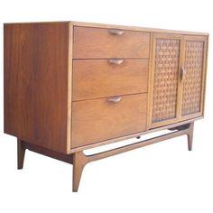 Vintage Mid Century Credenza By Warren Church Lane Furniture