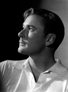 Errol Flynn.. by George Hurrell