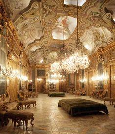 Palermo: palazzo Valguarnera-Gangi
