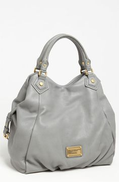 MARC BY MARC JACOBS 'Classic Q - Francesca' Leather Shopper | Nordstrom- MINE MINE MINE!!