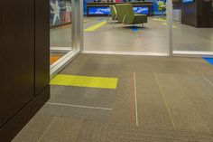 Workplace floorcoverings by Tandus Centiva
