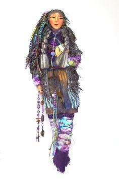 Ewa Peace Spirit doll