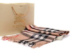 Wow__Most Burberry scarfs are under $35 !So charming!