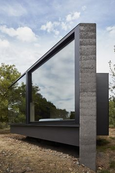 Fragments of architecture — A Pavilion Between Trees / Branch Studio...