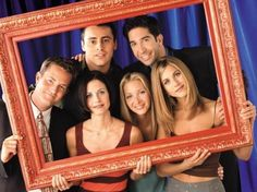 Friends- best show ever.