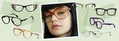 UNIVERSO PARALLELO: Forme retrò per i nuovi occhiali da vista primaver...