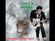 Chuck Berry - Run Rudolph Run (MUSIC 1958)   /  - -Bookmark  Your Local 14 day Weather FREE > http://www.weathertrends360.com/Dashboard  No Ads or Apps or Hidden Costs