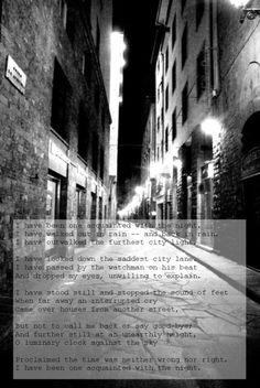 broken promises poem david kirby