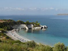 Kalamia beach