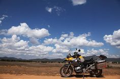 Riding my BMW 1200GS Adventure Motorcycle in Thailand