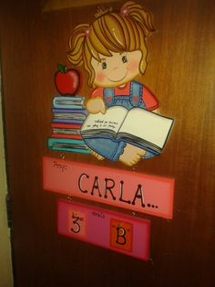 Bienvenido del aula Classroom Design, Paper Piecing, Ideas Para, Princess Peach, Paper Crafts, Dolls, Education, School, Children