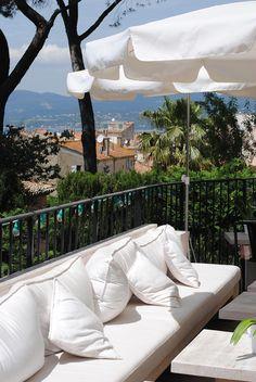 Hotel L'Ermitage, Saint Tropez, France
