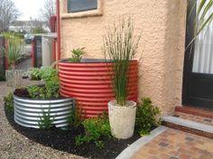 Tony Murrell using www.tanksalot.co.nz garden beds