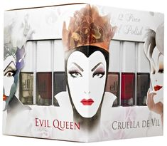 E.L.F. Cosmetics Disney Villains Collection for Fall 2013