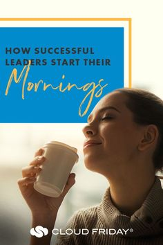 Wondering how to be a good leader? Start by examining your morning routine! Successful leaders focus on starting their day right! Check out this article to hear a few of the ways successful people start their day and get morning routine tips! #morningroutine #leadershiptips #howtobeagoodleader