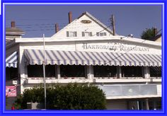 Andrews Harborside Restaurant Boothbay Harbor, ME (I used to work there when it was the Blue Ship -TC)