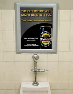 Magners Cider - Student Work #tcheese #copywriter #pinfolio