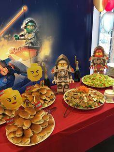 Nexo nights lego birthday party