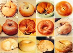 Puppy or bagel? Another montage - made by Portland-based Karen Zack - includes dozens of p...