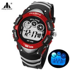 Cheap watch movies online high definition, Buy Quality watch animal directly from China dress watch women Suppliers: Alike Children Watch Outdoor Sports Kids Boy Girls LED Digital Alarm Stopwatch Waterproof Wristwatch Children's Dress Watches Skagen, Jogging, Fossil, Diesel, E Sport, Led Licht, Valentines Jewelry, Trendy Collection, Waterproof Watch
