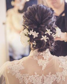 アラサー花嫁におすすめのラブリーすぎない30代のブライダルヘア | marry[マリー] Kimono Dress, Dress Up, Sweet Dress, Bridal Hair, Wedding Hairstyles, Hair Makeup, Wedding Dresses, Hair Styles, Party