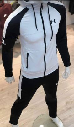 Swag Outfits, Nike Outfits, Sport Outfits, Jedi Outfit, Gym Outfit Men, How To Wear Sweatpants, Track Suit Men, Casual Wear For Men, Stylish Shirts