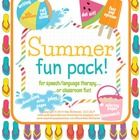This+46+page+download+includes+a+variety+of+fun+activities+to+use+in+your+therapy+room+or+classroom+leading+up+to+Summer+or+to+use+all+Summer+long!...