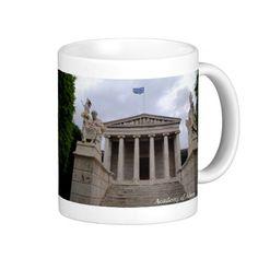 Academy of Athens Mugs